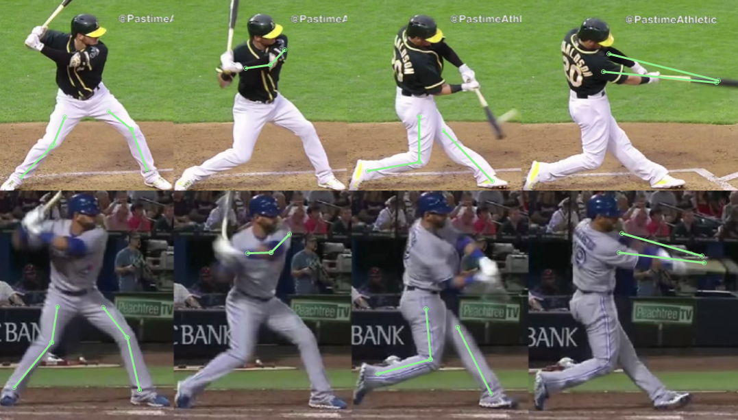 Donaldson Explains His Swing